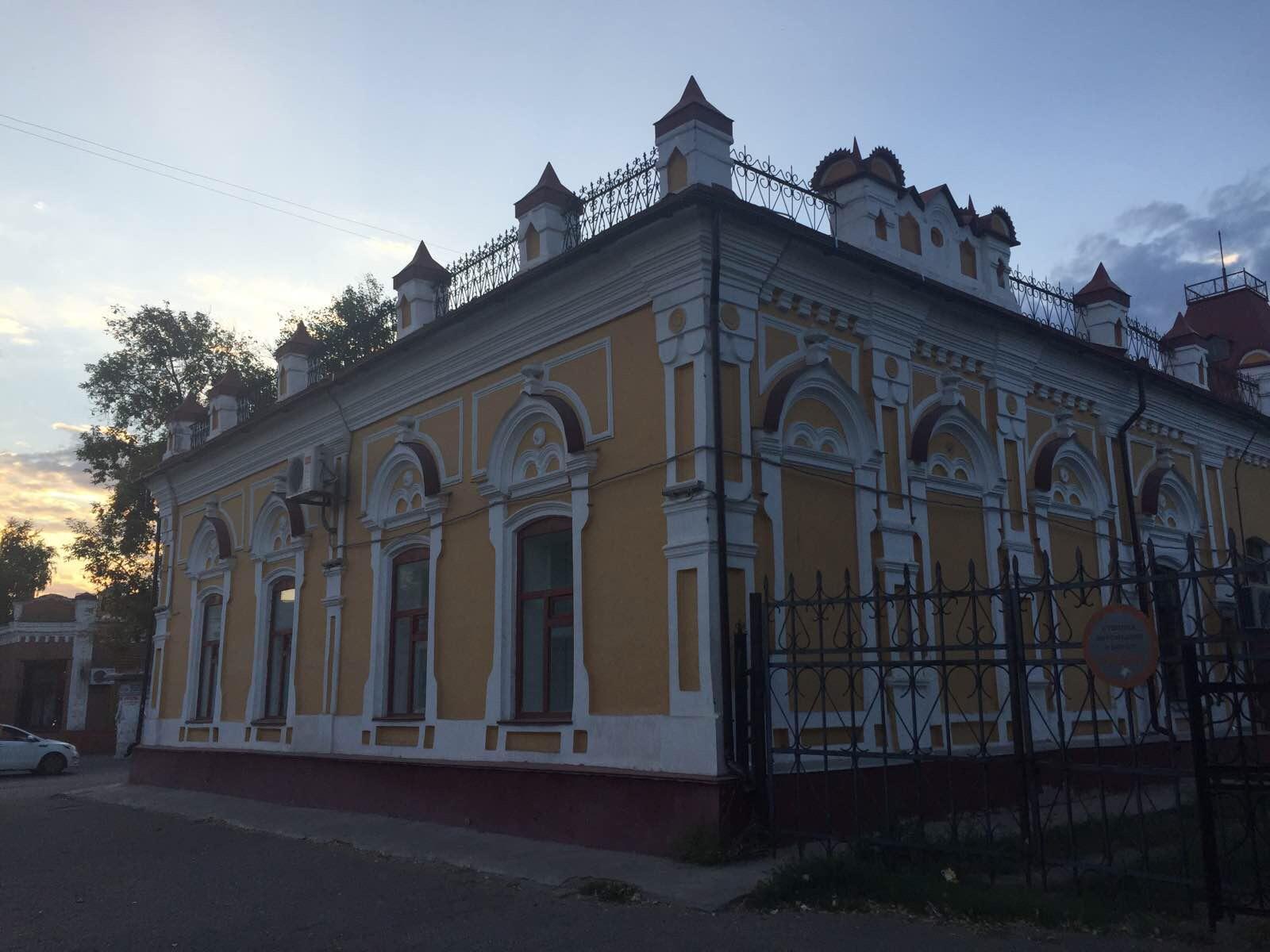 哈萨克斯坦游