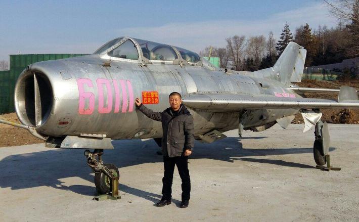 中国第一代超音速战斗机