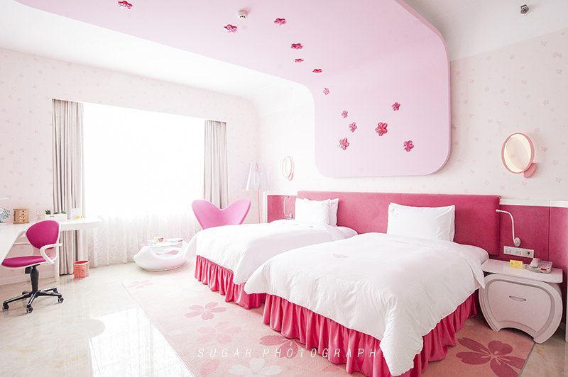 欧式风格图片卧室动漫