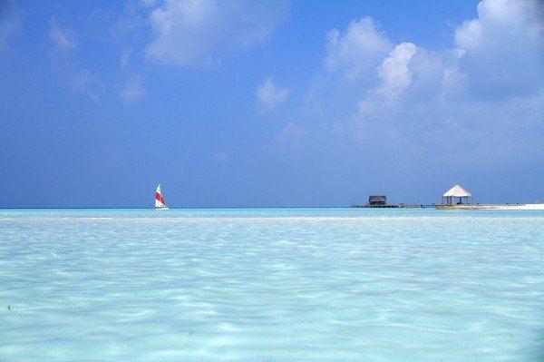 【蓝,另一种蓝】马尔代夫 双鱼岛olhuveli 摄影集(海量高清美图)