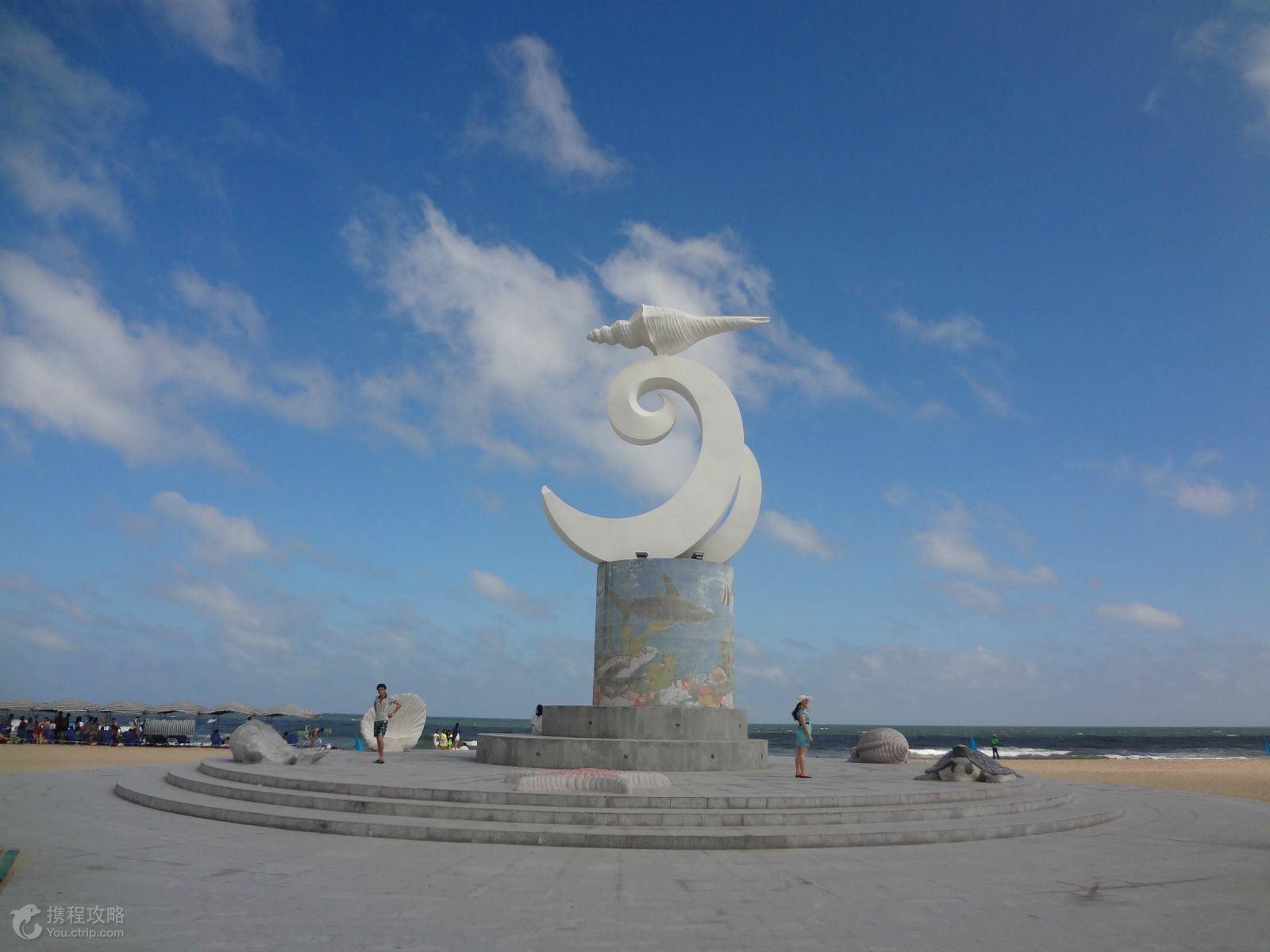 海滨别墅佛像雕塑