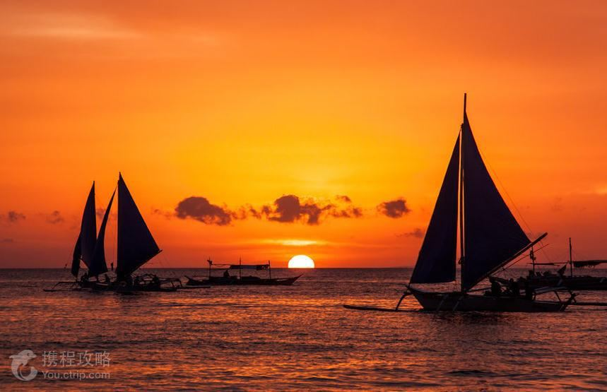 菲律宾长滩岛6日5晚半自助游·纯玩直飞+赠巡游