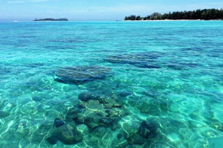 潜水·沙巴美人鱼岛bbr三日两晚浮潜之旅