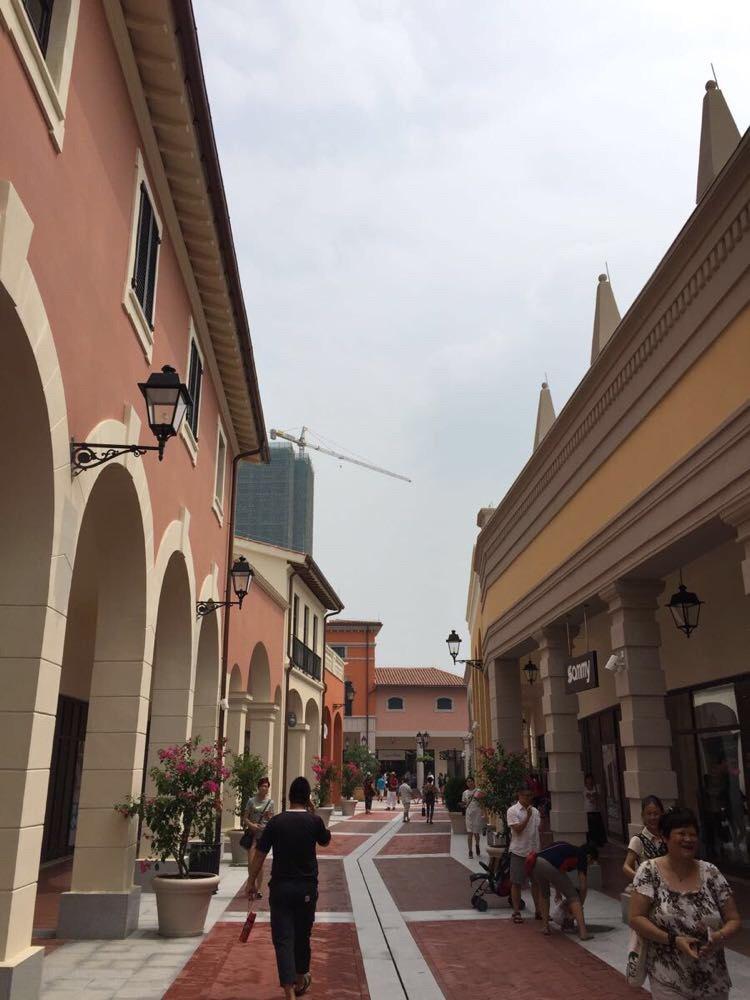 佛山佛罗伦萨小镇