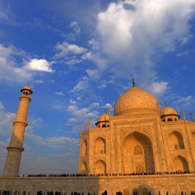 泰姬陵(印度)