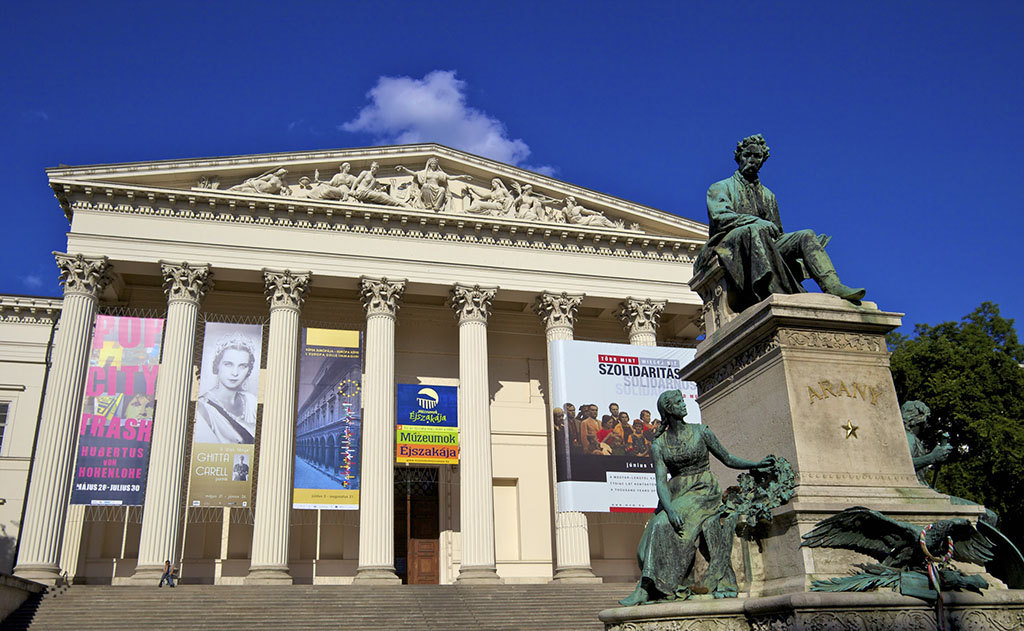 国立博物馆  Hungarian National Museum   -2