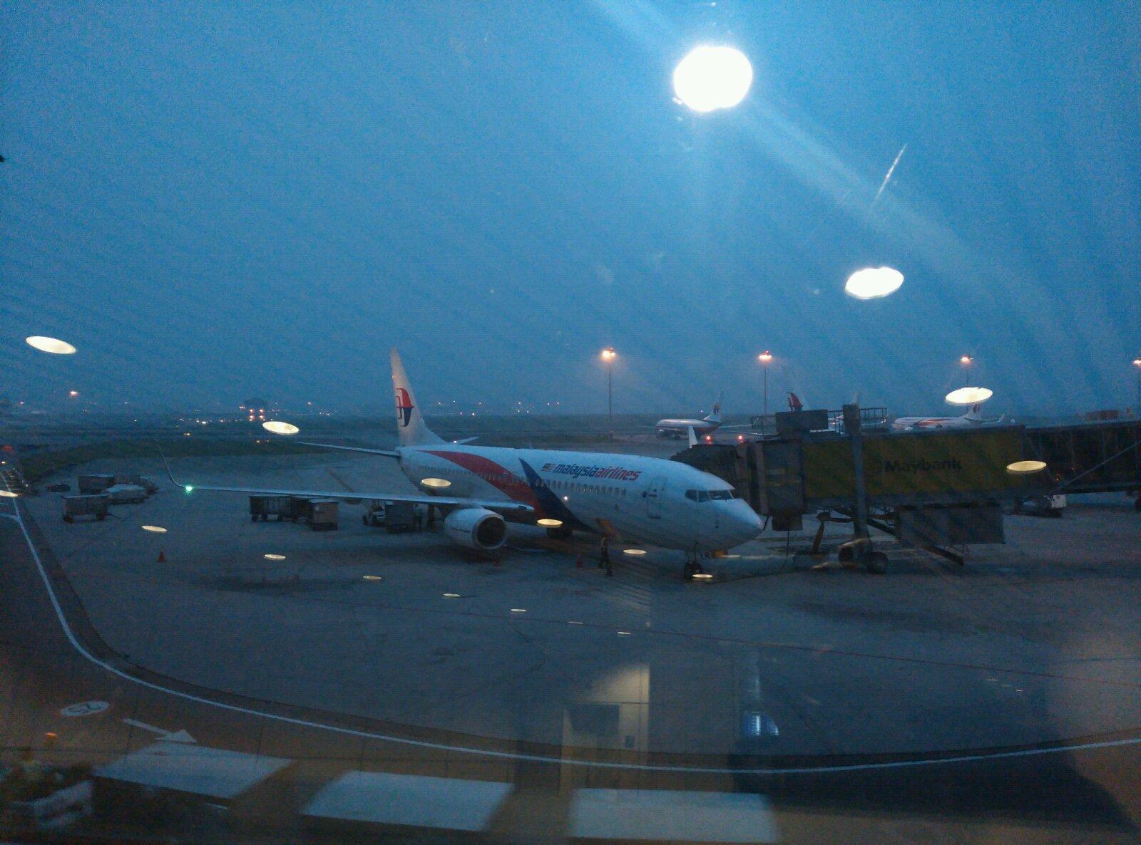 香港-吉隆坡-登嘉楼-热浪岛