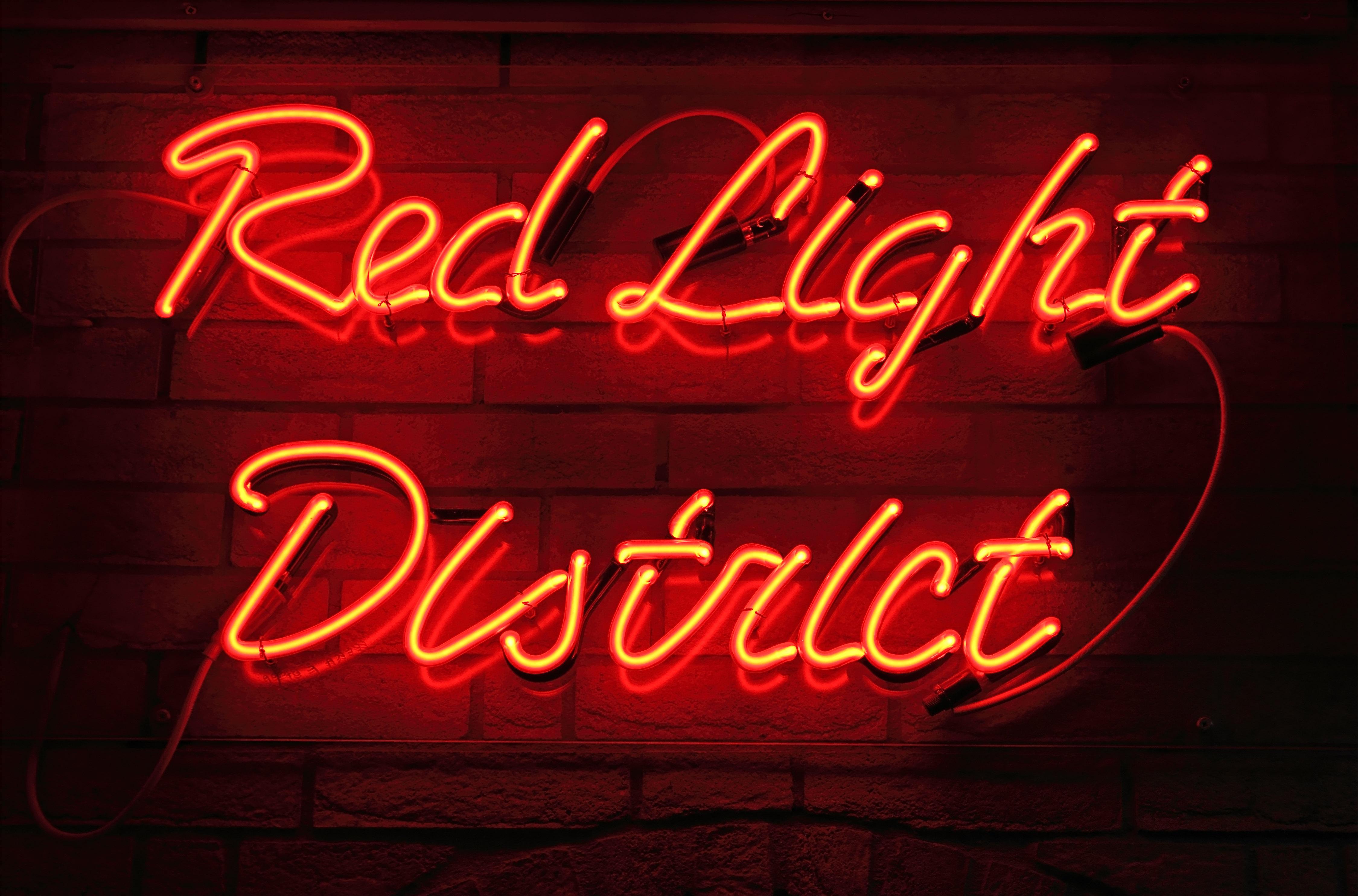 阿姆斯特丹红灯区  Red Light District   -3
