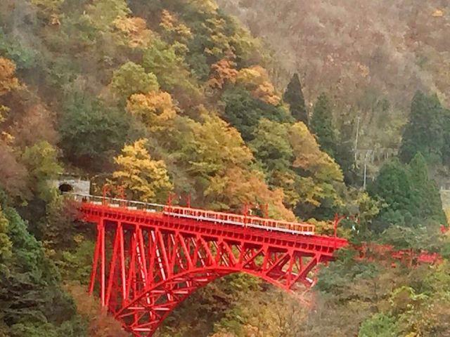 森林小火车之旅 ~ 宇奈月