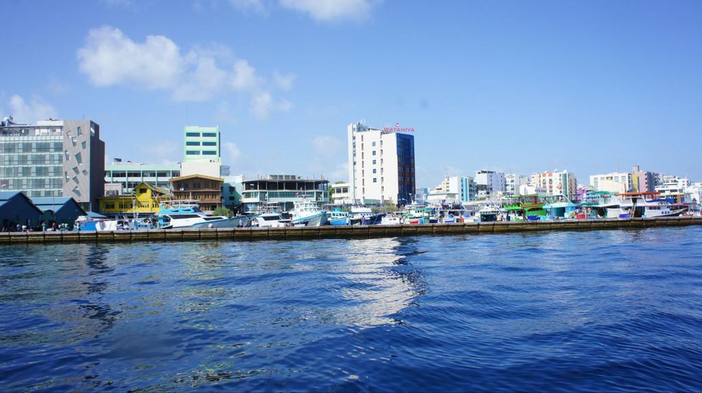 亚洲 马尔代夫首都 马累市 - 海阔山遥 - .