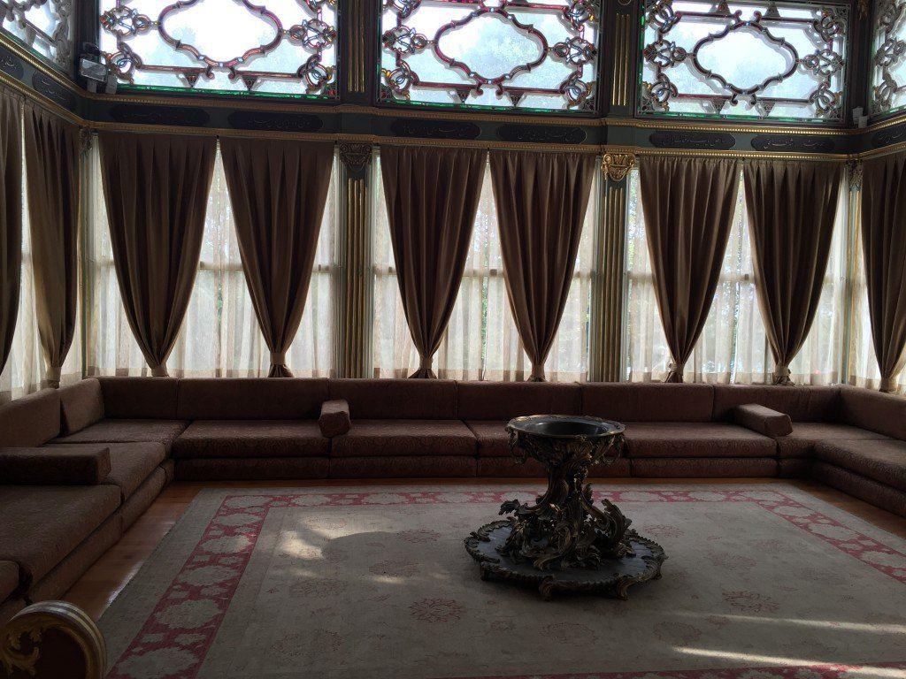 皇宫内的宫殿及内景
