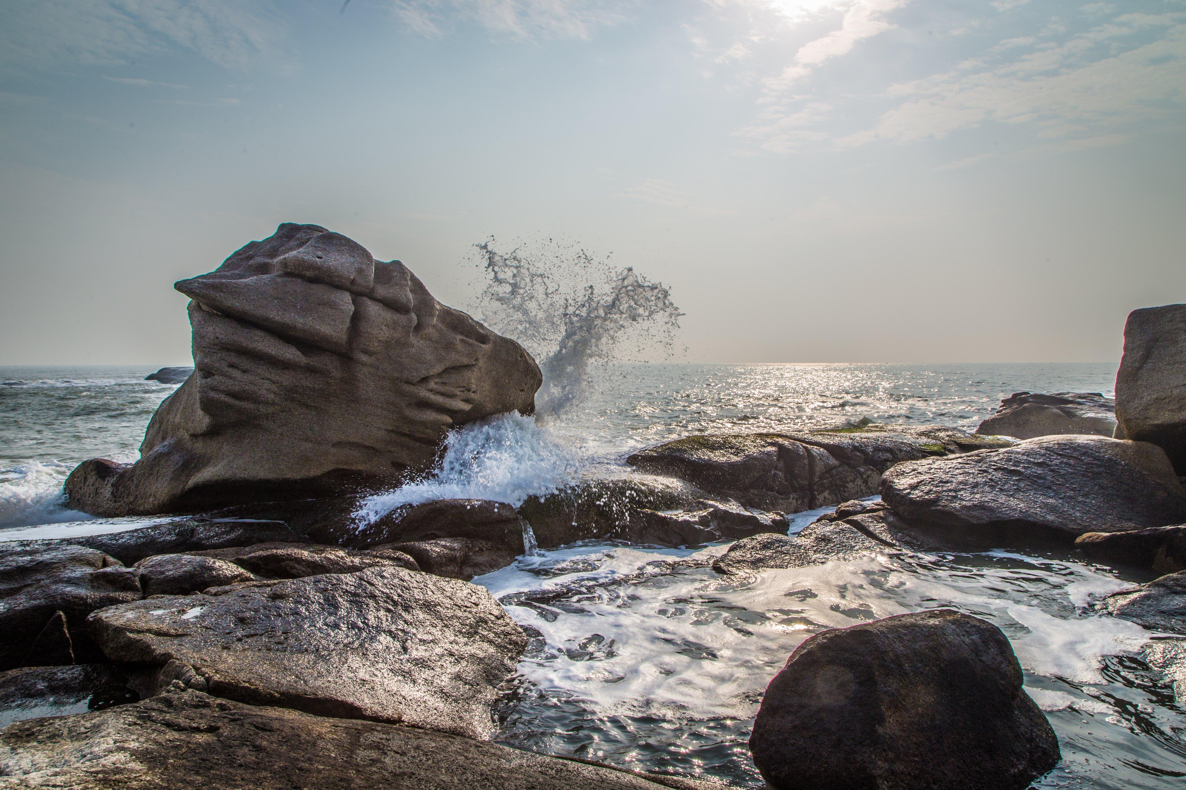 红海湾遮浪角    -4