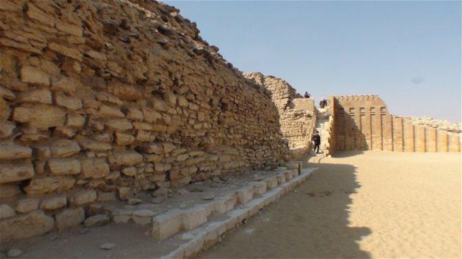 [原创]孟菲斯萨卡拉金字塔.埃及24.