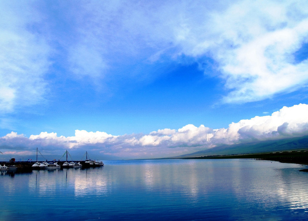 中国最美的湖-------青海湖