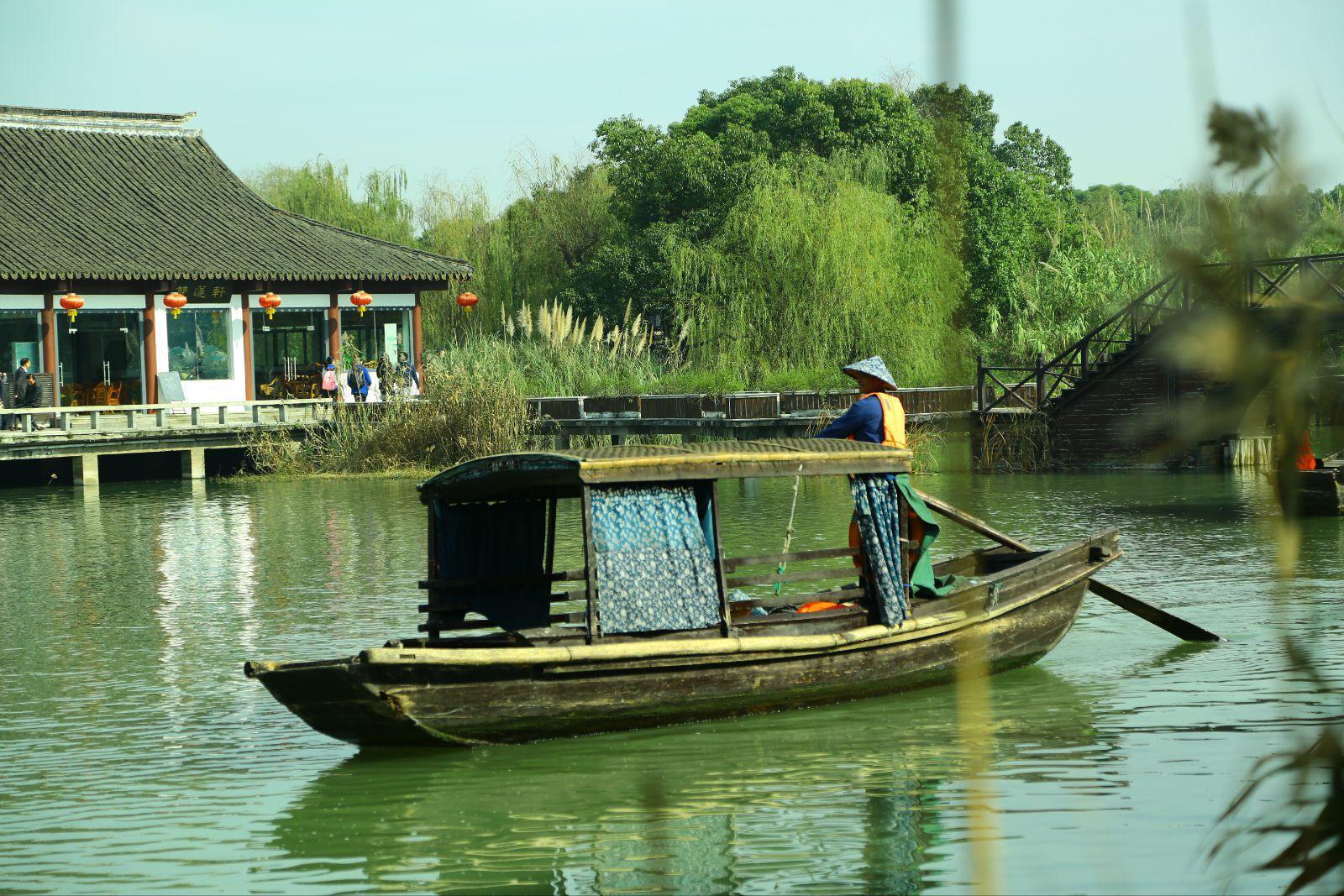 沙家浜武汉市自驾游去贵阳市攻略图片