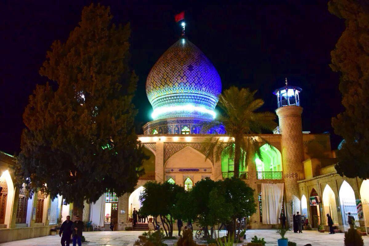 燈王之墓  Aramgah-e Shah-e Cheragh   -1