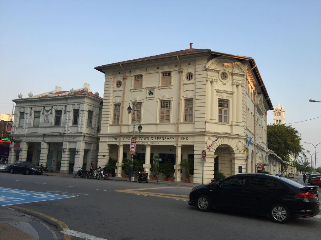 古老的欧式建筑