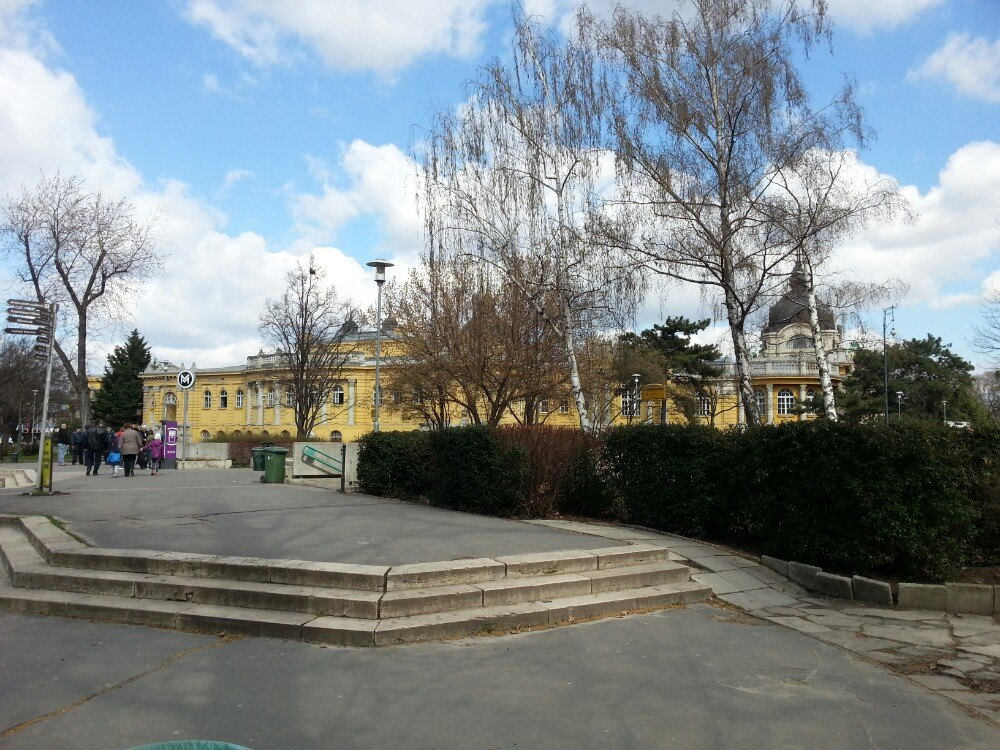 盖勒特温泉  Gellert thermal baths   -4
