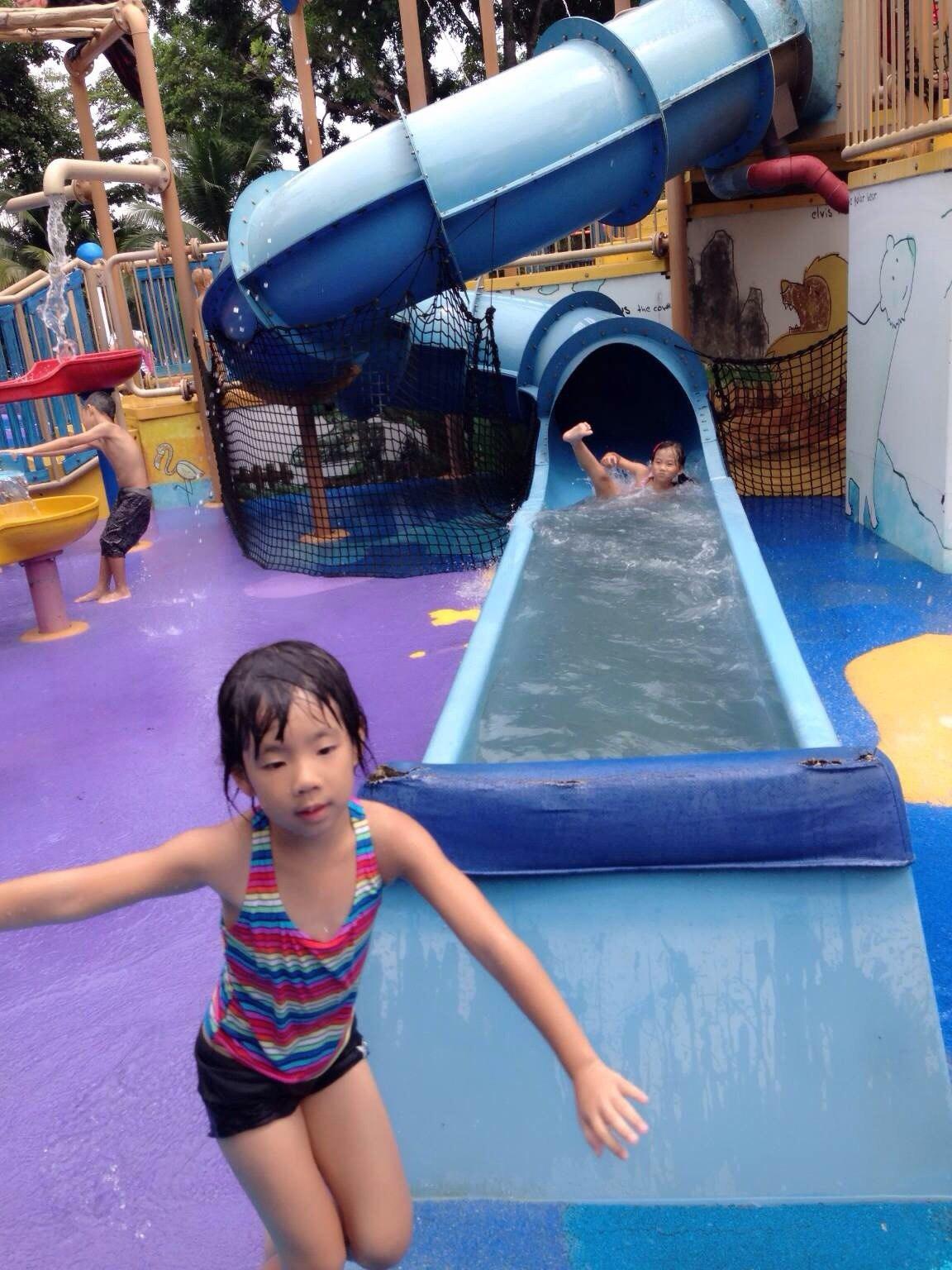 新加坡动物园儿童乐园