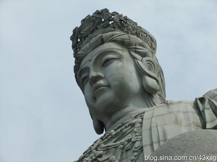 观音山揽胜【《岭南城镇自助游》24 】 - 东莞游记