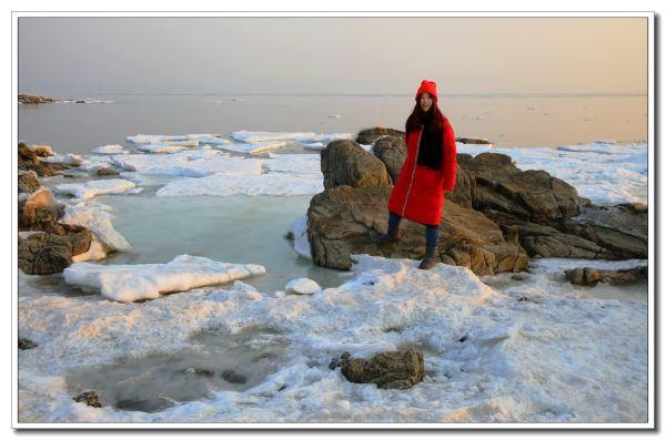 冬季假期看冻海——乐亭菩提岛
