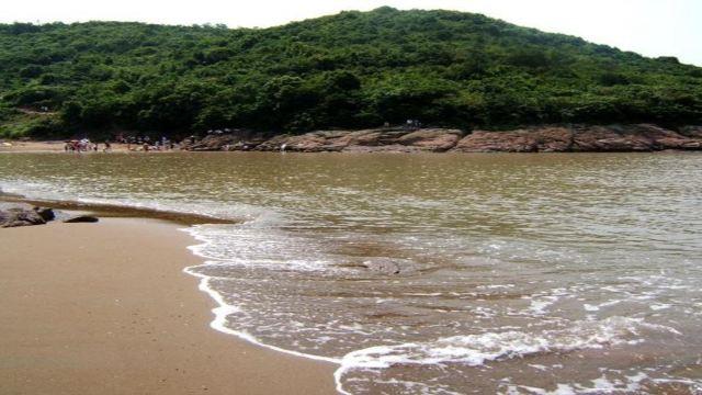 宁波洋沙山海滨度假风景区 中国港口博物馆一日游