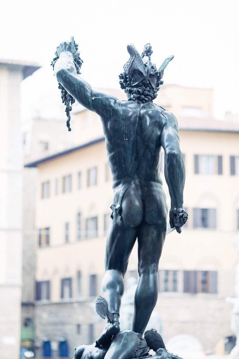 其中较著名的有米开朗基罗的《大卫》