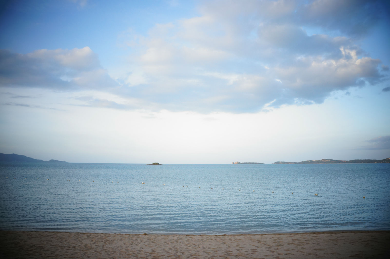 苏梅岛,普吉岛卡塔海滩.