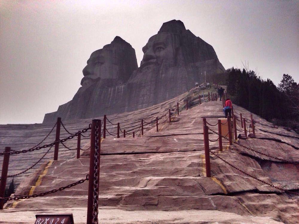 广州手绘名胜古迹之旅