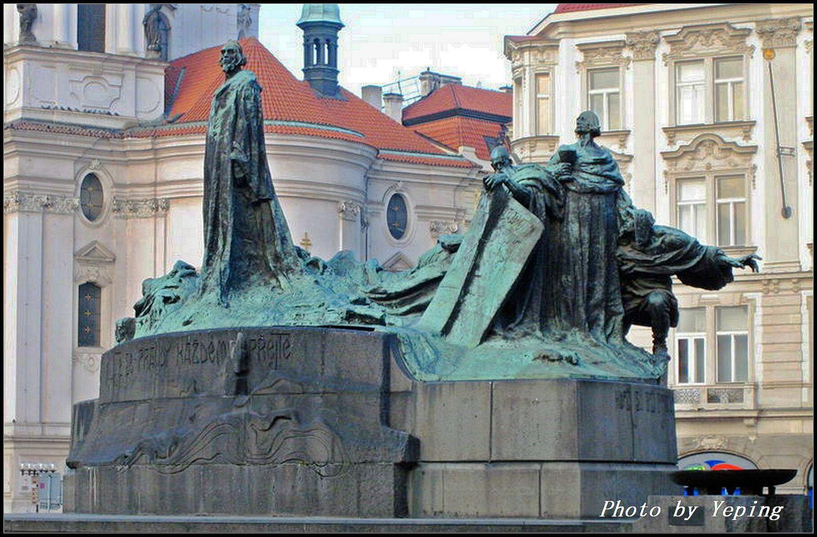 捷克:布拉格之恋摄影游