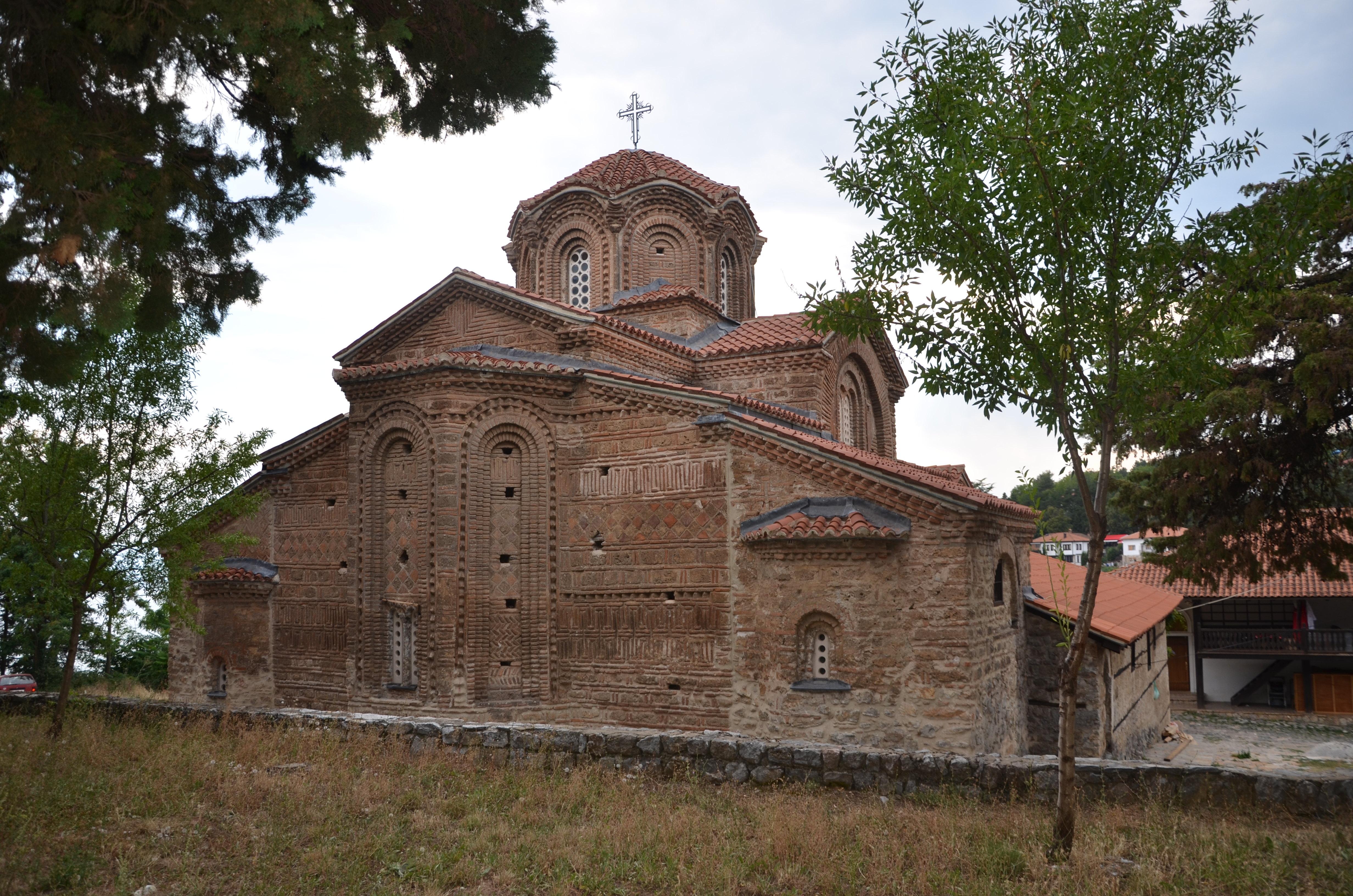 奧赫里德古城區  Ohrid Old City   -1