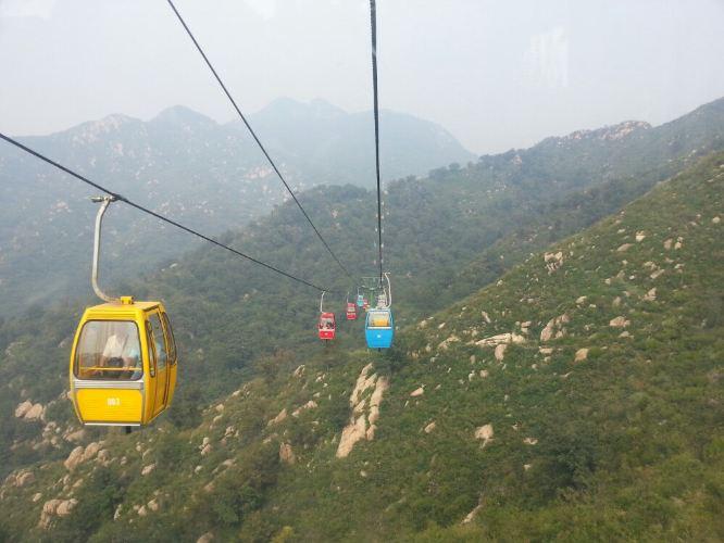 蓟县天津攻略游(难怪五台山的感觉,有点也叫北重庆游一日游盘山图片