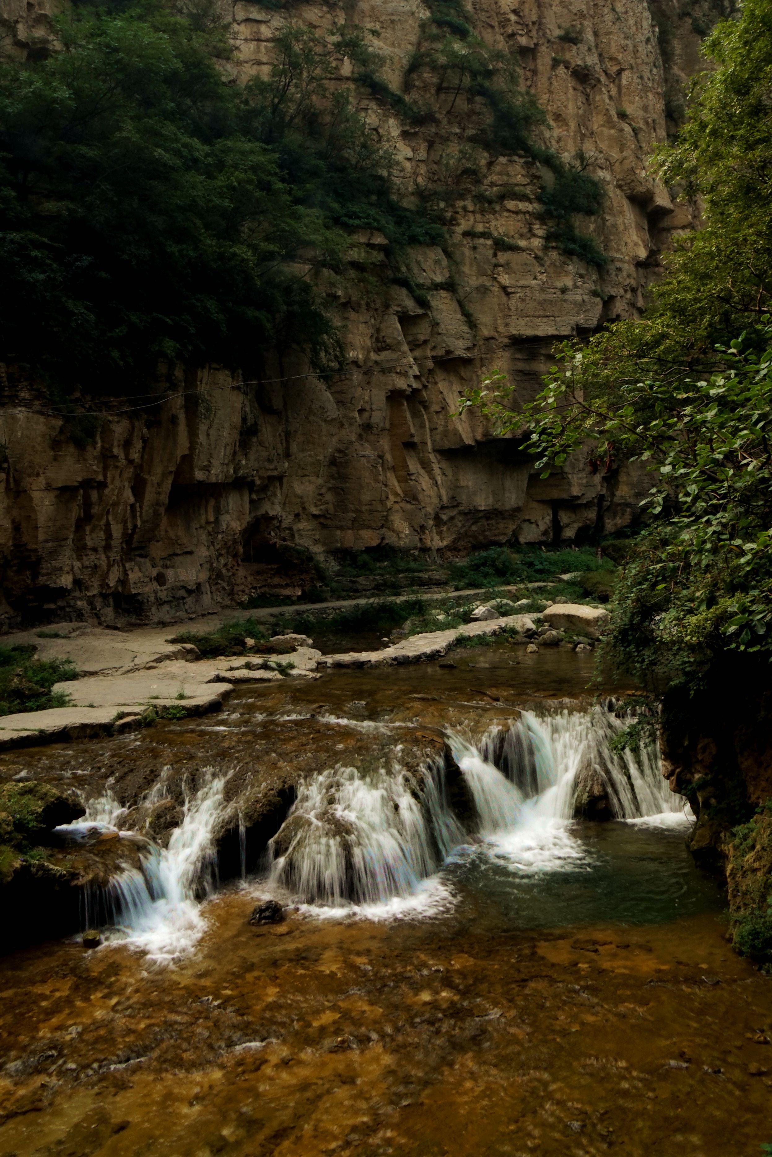 山西省阳城县蟒河风景区