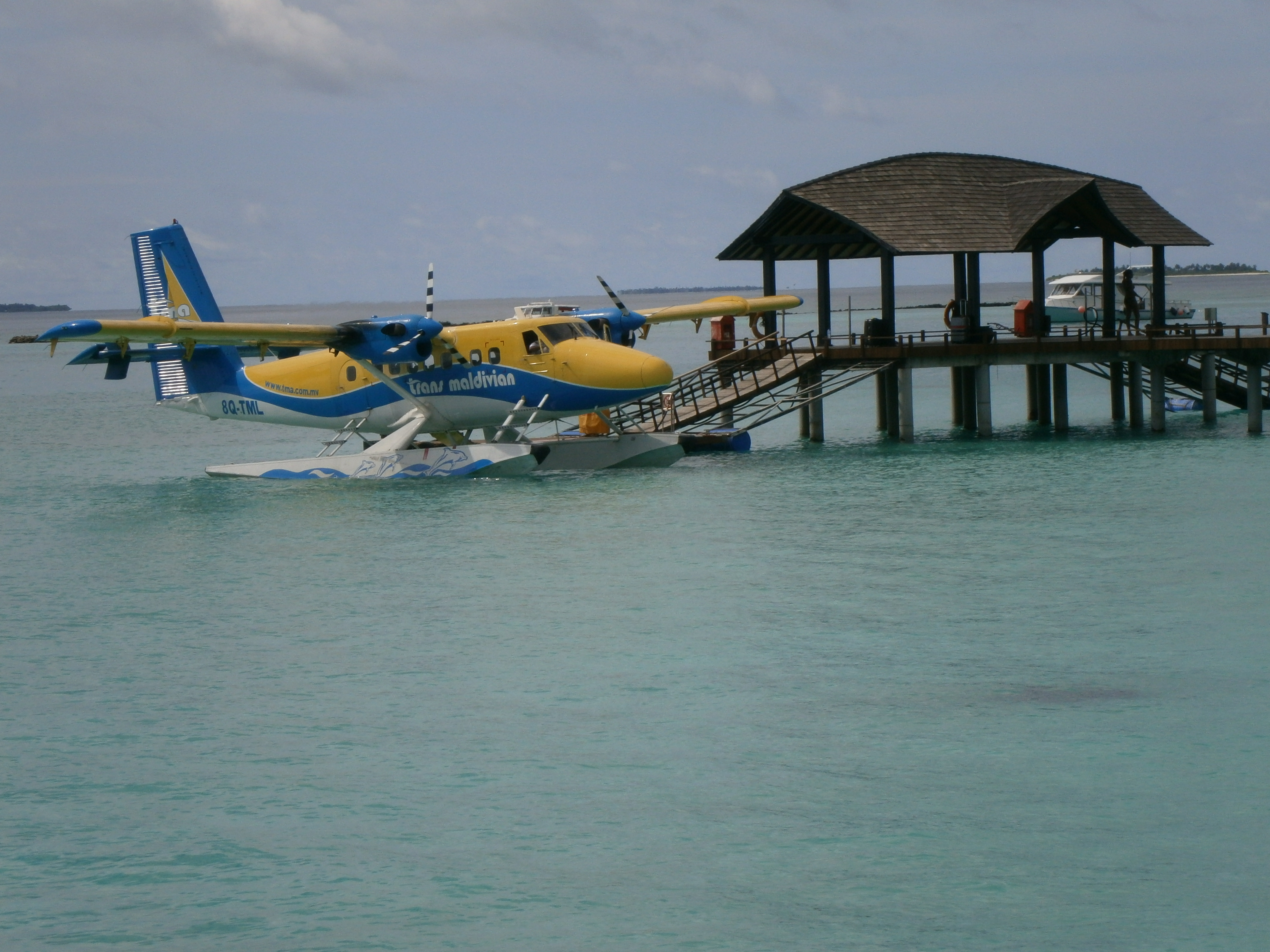 水上飞机码头