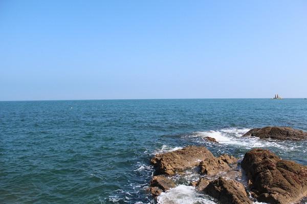 青岛龙湾,琅琊台景区,斋堂岛,大珠山景区,休闲游