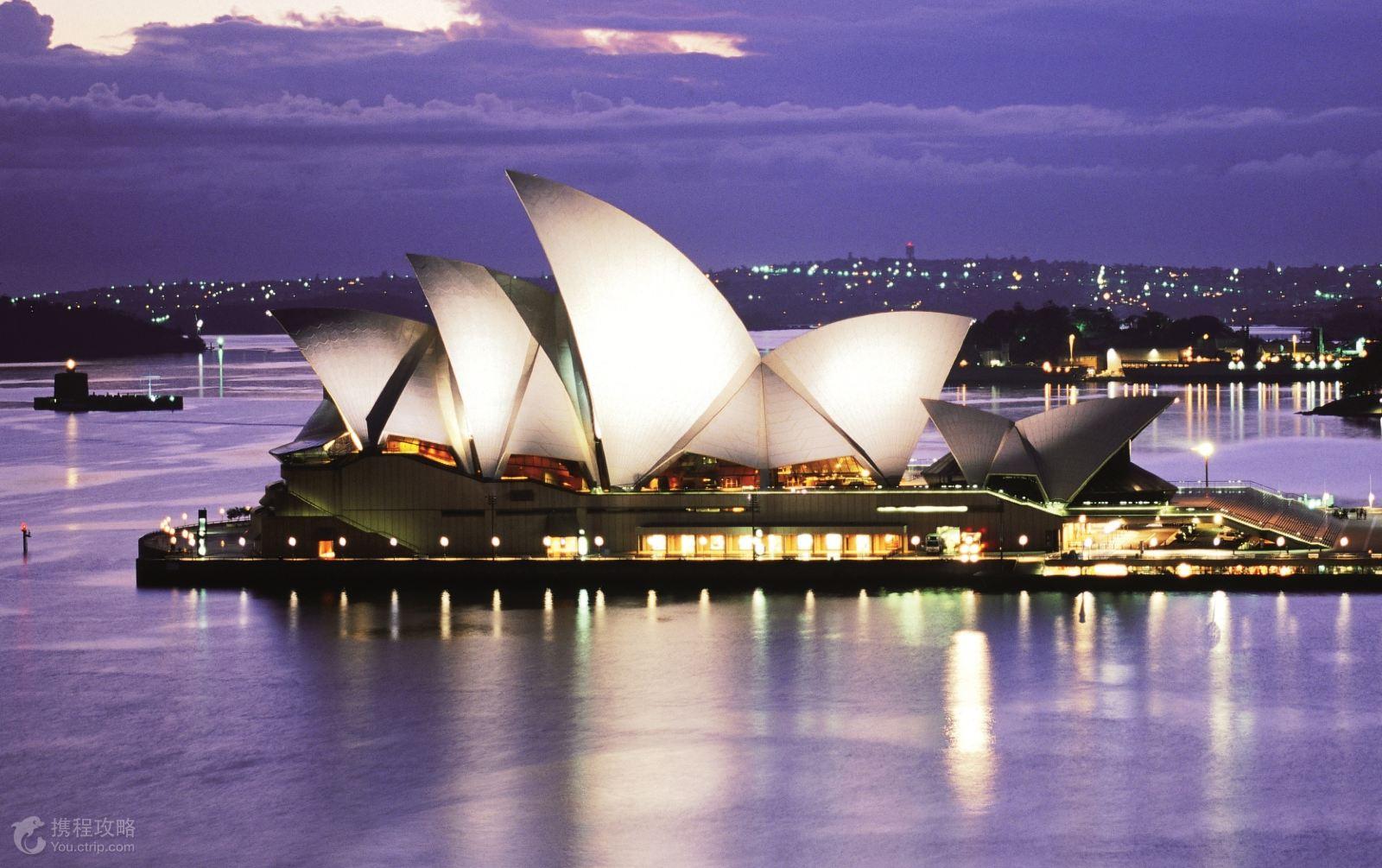 澳大利亚悉尼+墨尔本+凯恩斯+黄金海岸+新西兰奥克兰