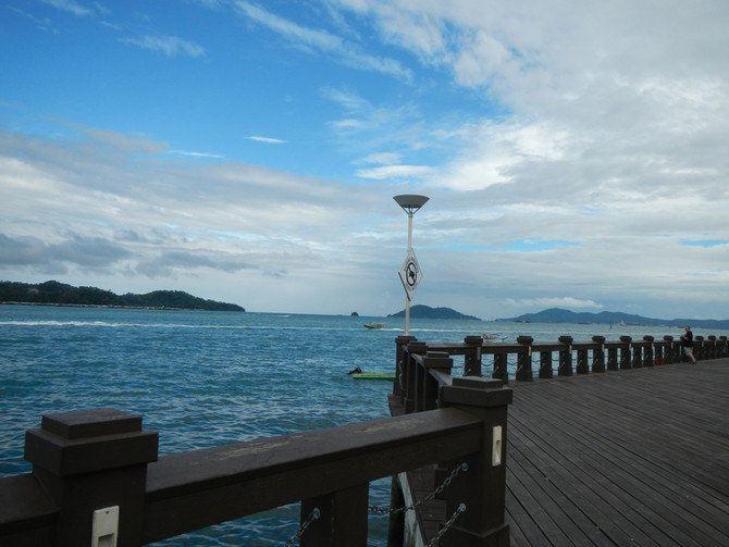 春节16日暴走马来西亚新加坡马六甲吉隆坡沙巴马布岛