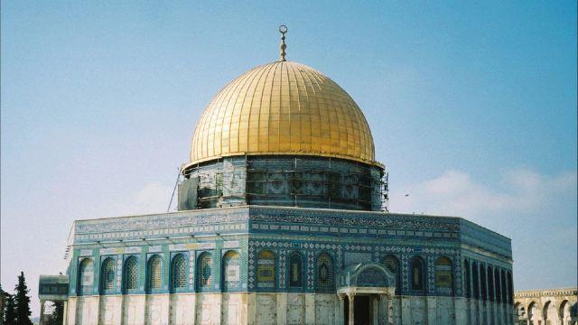 圆顶清真寺门票,耶路撒冷圆顶清真寺攻略/地址/图片