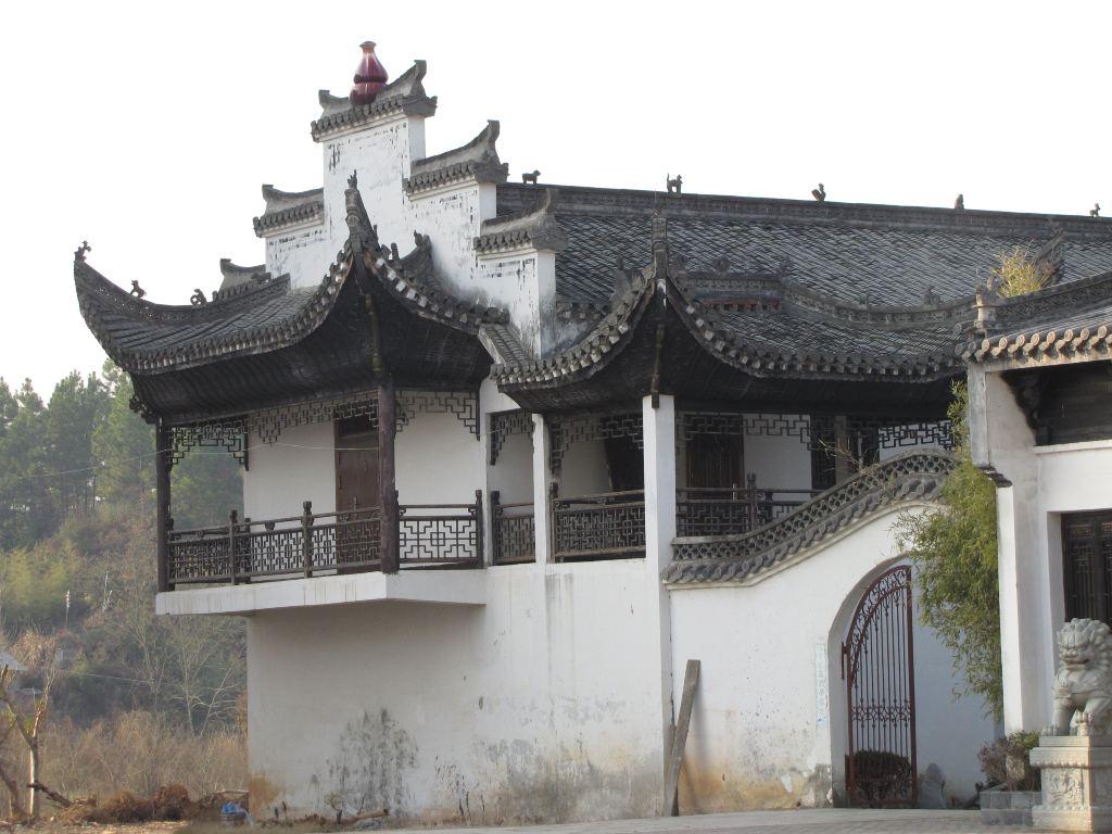 徽式建筑为什么在景德镇盛行图片