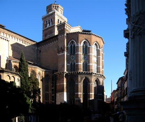 圣方济会荣耀圣母教堂  Basilica di Santa Maria Gloriosa dei Frari   -2