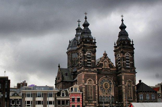 阿姆斯特丹圣尼古拉斯教堂  Church of Saint Nicholas   -1