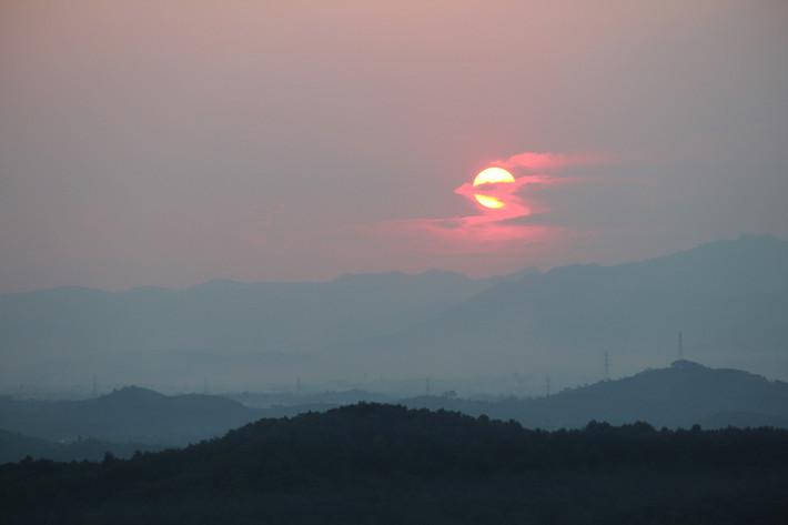 走不完的游记--丹霞山、乳源大峡谷-韶关攻略惠州西湖住宿楼梯图片