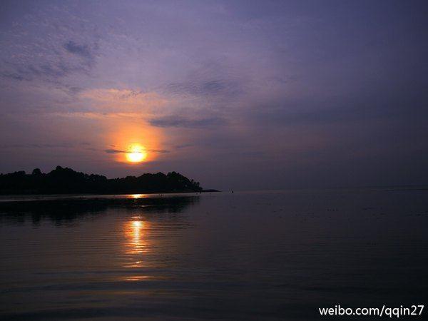 新加坡到民丹岛,做2小时船即到