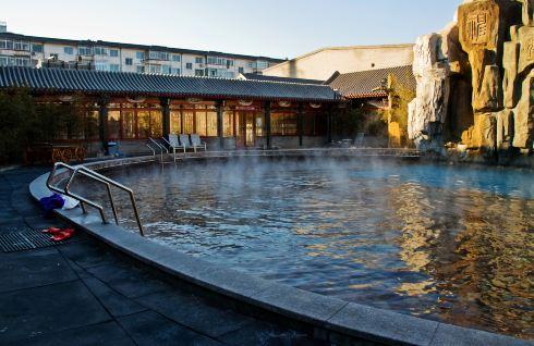我拍过北京通州隆鹤国际温泉酒店