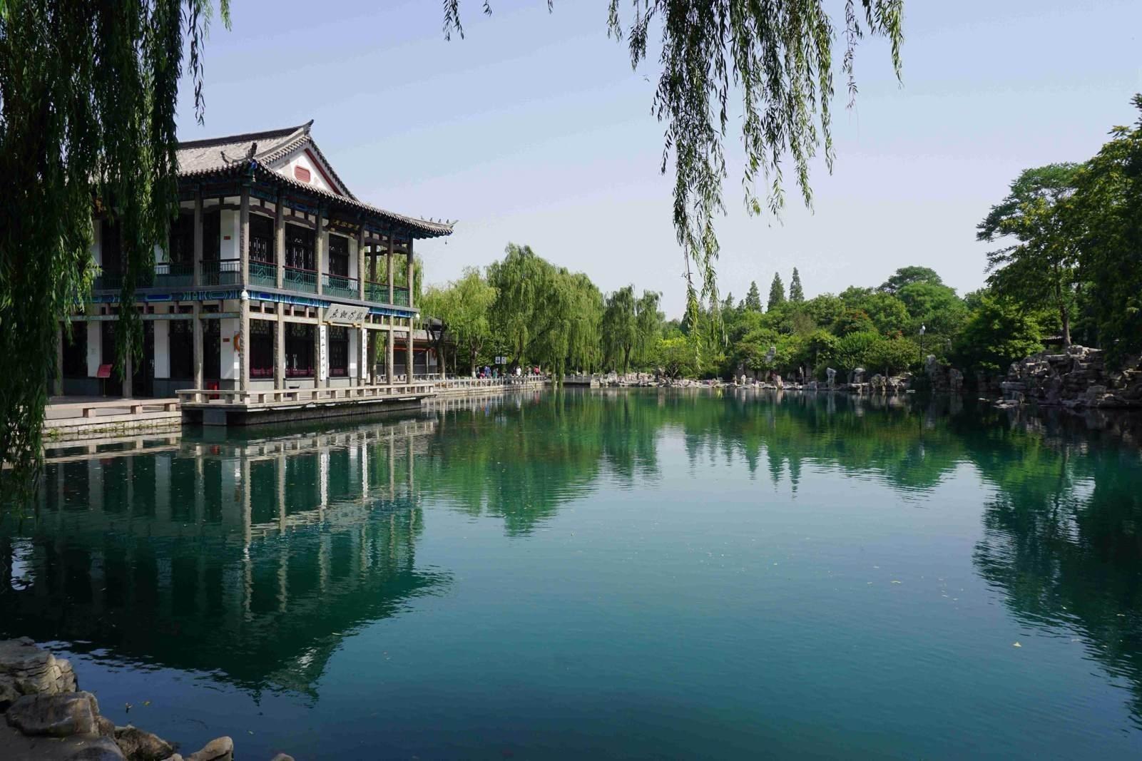 五龍潭公園
