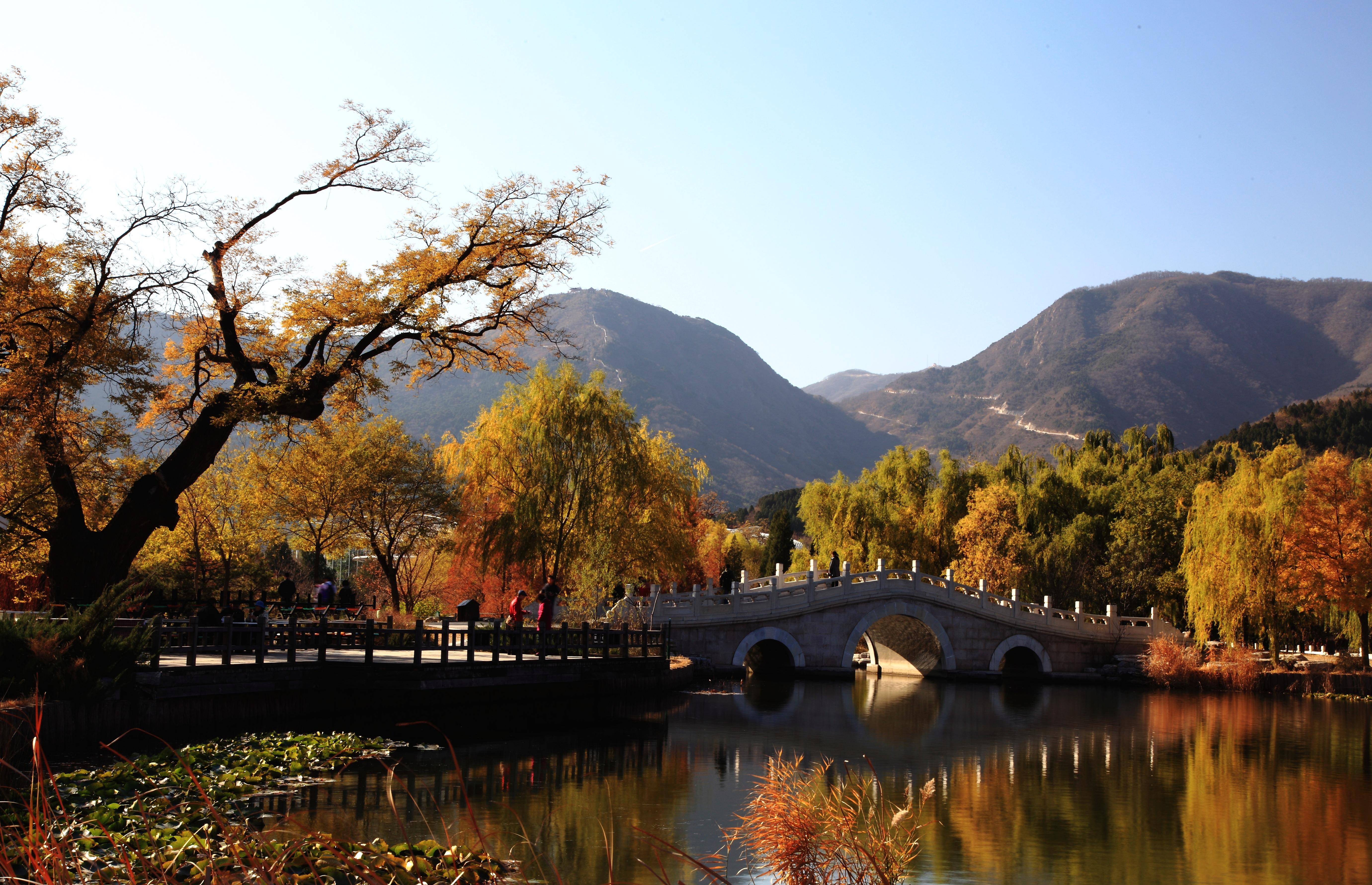 香山公园    -0
