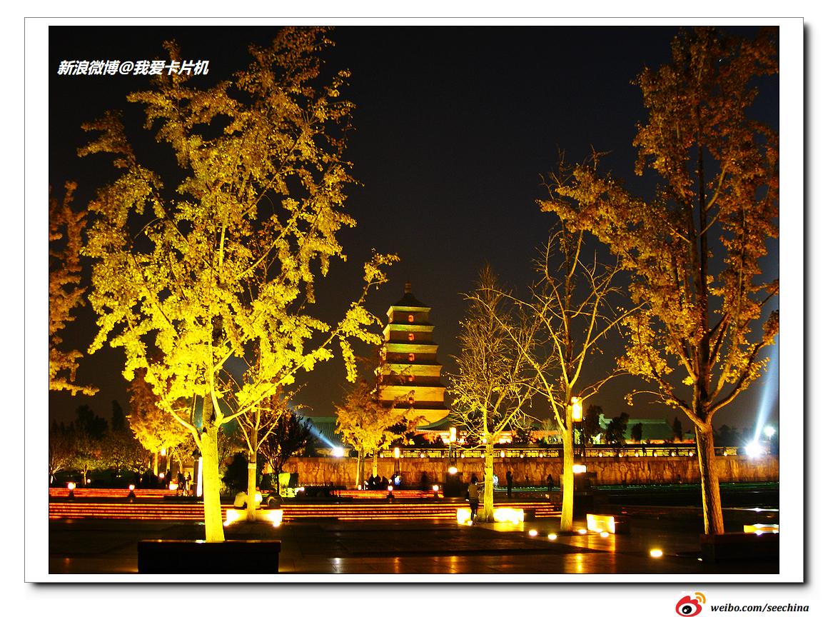 戏曲大观园位于大雁塔北广场东侧,是一个具有公益性质的陕西地域特色