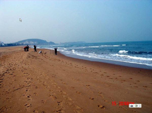 干净美丽海边沙滩旅游休闲,常常怀念在海边煮海鲜的日子