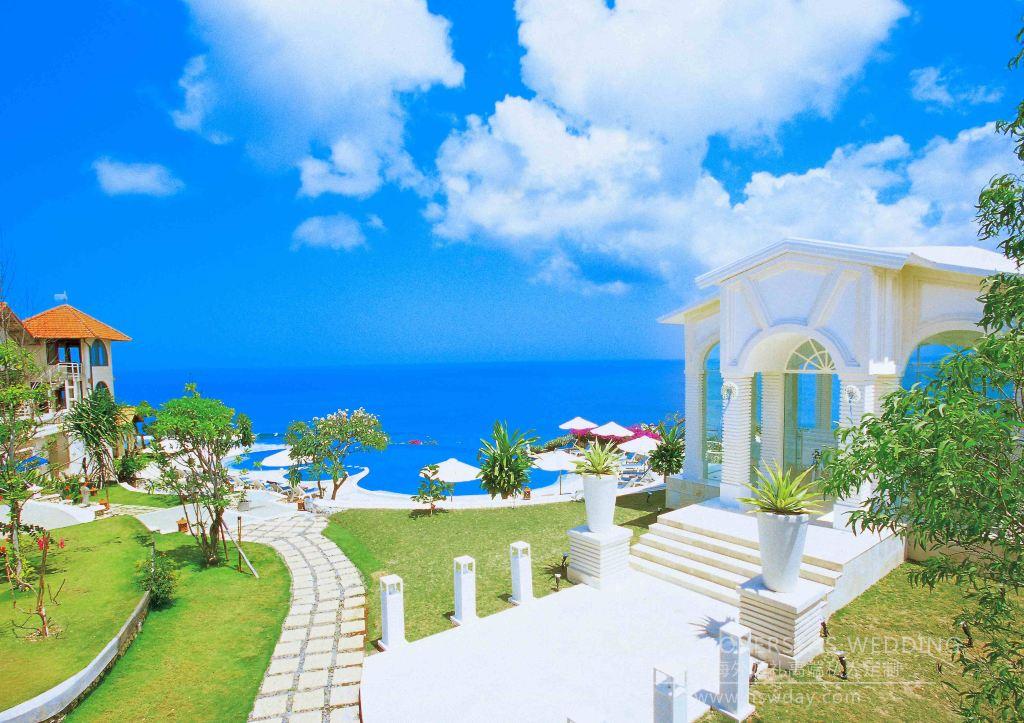 巴厘岛婚礼全记录~~我的蓝点湾教堂