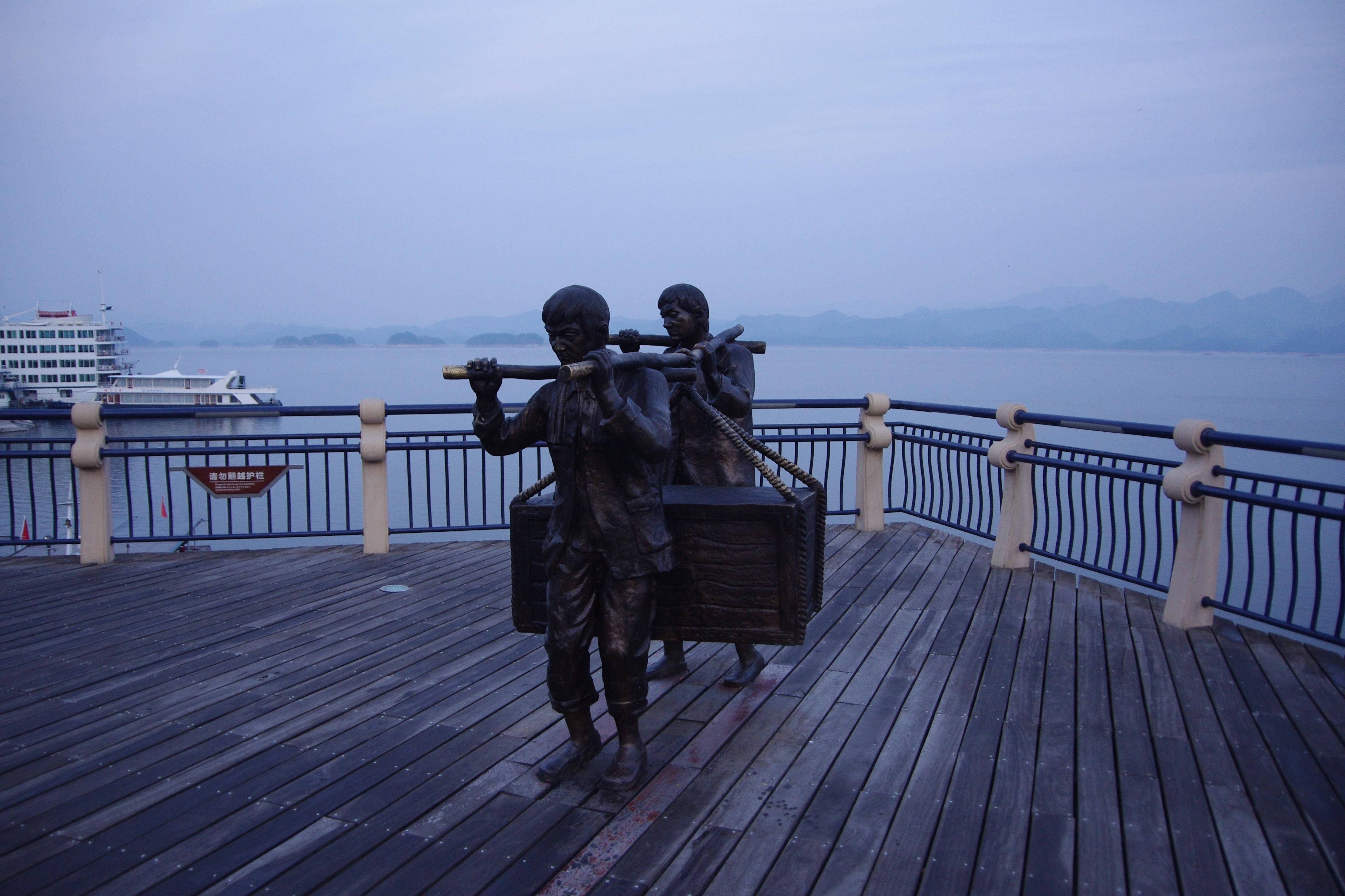 坐杭州到千岛湖的汽车